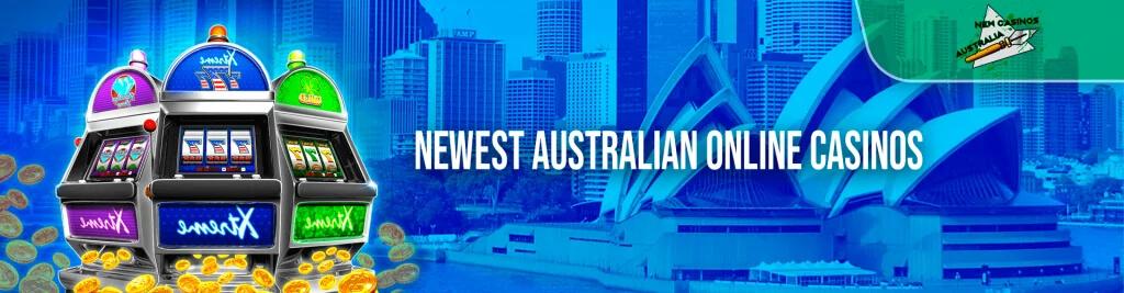 newest online casinos in Australia